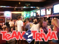 We have Team Trivia every Tuesday night at 8pm. It's free to play. All you need is some of your smarter friends and you'll be on your way to winning prizes!