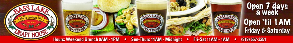 Bass Lake Draft House - Holly Springs
